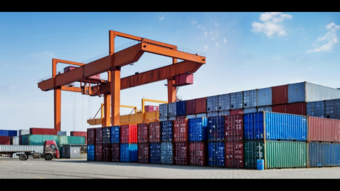 Logistic Company in Malaysia (Ocean Reef) – Straits Business